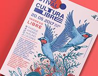 Cultura Libre | Poster
