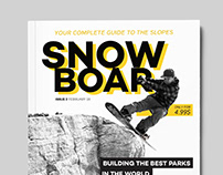 SNOWBOAR Magazine