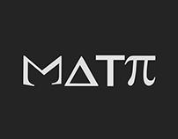 Math Appreciation Event Logos