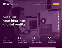 KTW Kreative Trends Worldwide - Website Branding