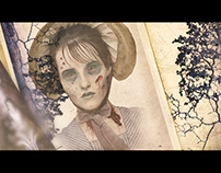 Pride, Prejudice & Zombies Title Sequence