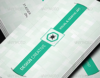 Corporate Business Card VO-30