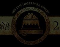 Identidad Campana de Oro 2014