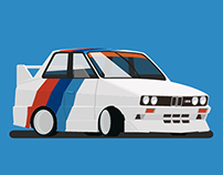 BMW M3 1st generation