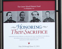 """Honoring Their Sacrifice"" Exhibit @ Green-Wood"