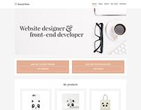 Website redesign & build