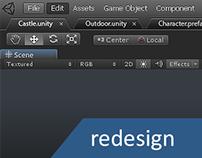 Unity UI Redesign