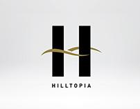 Hilltopia Khaoyai Corporate Identity