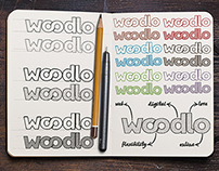 Woodlo Digital Agency - corporate identity