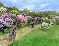 Development Master Plan of Chorol Botanical Garden