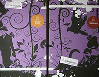 Alias' book & portfolio
