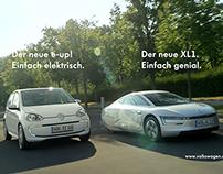 Volkswagen 'Kindermund'