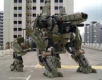 "T13 ""SHEPHERD"" mobile artillery"