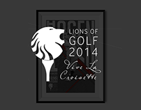 Lions of Golf 2014 - Poster Awards