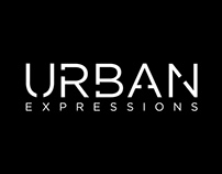 Urban Expressions Brand Identity