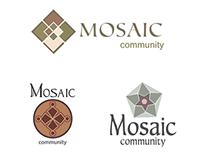 Mosaic community logo