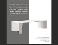 Luciano Chaim Furniture Design and Architecture