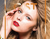 GIST Magazine Anniversary Issue Cover and Editorial