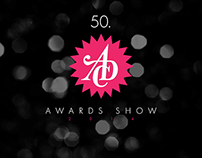 Art Directors Club - Germany '50th Annual Award Show'