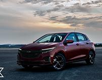 Chevrolet Onix Family Facelift 2024