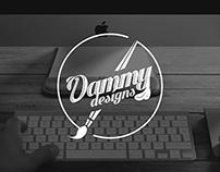 """""""Dammy Designs"""" Logo Creation"""