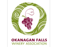 Okanagan Falls Winery Association | Branding