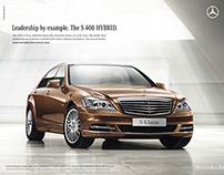 Mercedes-Benz 'S-Class 2010'