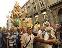 """Beata Vergine Maria del Monte Carmelo - A """"nisciuta"""""""