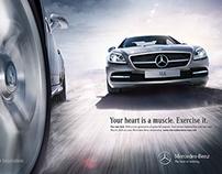 Mercedes-Benz 'SLK 2010'