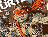 Teenage Mutant Ninja Turtles - Legend of the Yokai