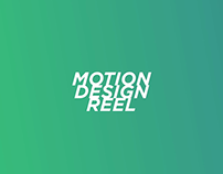 2014 Motion Design Reel