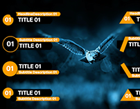 Rush Titles Pack 02 - Premiere Rush Template