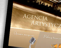 Art Agency - Sistersduo, website