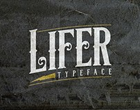 Lifer Typeface