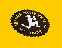 Muay Thai Branding