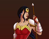 Wonder Woman Redesign