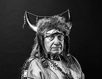 Portrait #amérindien