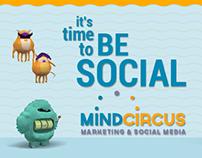 Mindcircus Rebranding