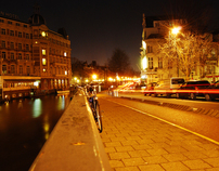 Amsterdam - Night Photography Collection