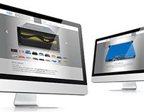 OEM hardware branding site