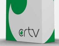 Centro de Rádio e Televisão - Rebranding