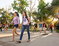 Harvey Mudd College-Photography for  Marketing Campaign