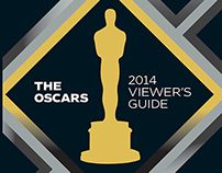 Package Design: The Oscars 2014 Nominations
