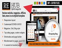 REHub - Hybrid News, Shop, Review, Affiliate Theme