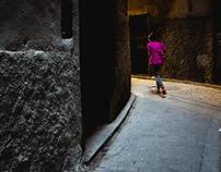 Espacios: Marruecos.