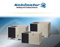 Kelvinator HVAC Consumer Literature Redesign