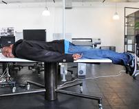 planking @ work