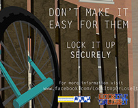 Public Awareness Animation: Bicycle Security