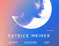 PATRICE MEINER - PARTY FLYER