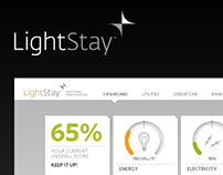 LightStay Web Interface